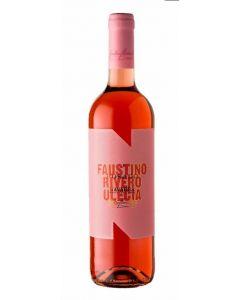 Vino rosado d.o. navarra faustino rivero 75cl
