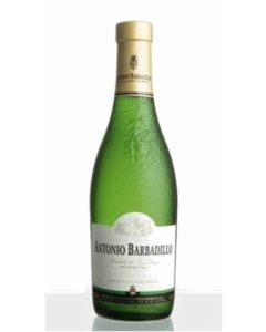 Vino blanco barbadillo 37,5cl