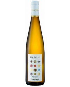 Vino penedes blanco gregal d espiells botella 75cl