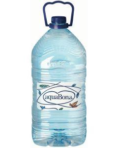 Agua mineral aquabona botella 5l