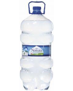 Agua mineral font natura botella 5l