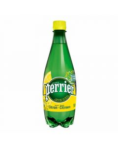 Agua mineral c/gas limon perrier pet 50cl
