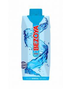 Agua mineral bezoya brik 50cl