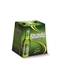 Cerveza shandy cruzcampo p6x25cl