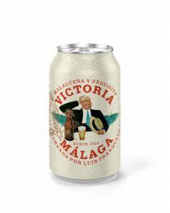 Cerveza victoria lata 33cl