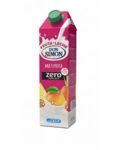 Bebida funcional de frutas multifruta don simón brik 1l