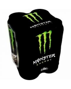 Bebida energ green  monster lata p-4 50cl