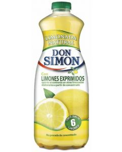 Limonada s/gas  don simon pet 1,5l
