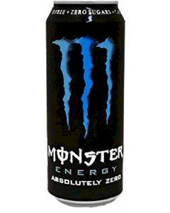 Bebida energ zero  monster lata 50cl