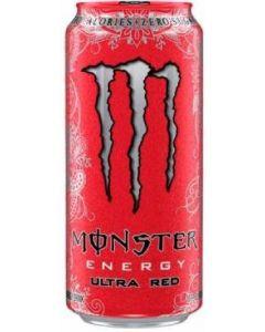 Bebida energetica monster red lata 500ml