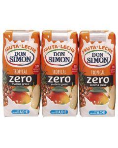 Bebida fruta func tropical don simon p-3 33cl
