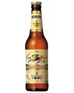 Cerveza kirin ichiban botella 33cl