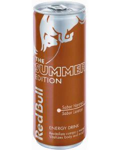 Bebida energ  naranja red bull lata 25cl