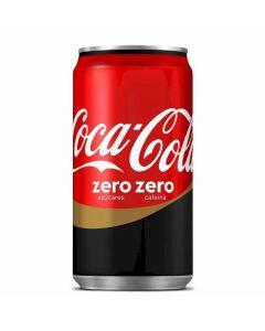 Refresco zero zero cola coca cola 25cl