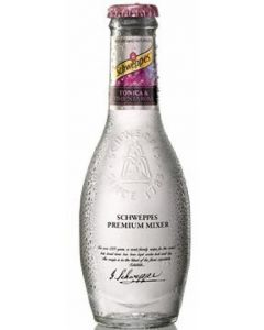 Tonica pimienta rosa  schweppes bot 20cl