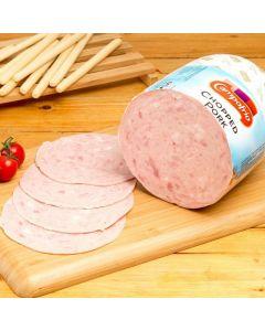 Choped pork campofrio al corte
