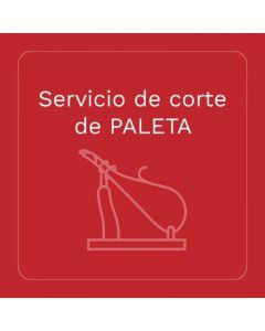 Servicio corte paleta
