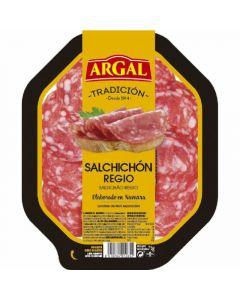 Salchichon regio al plato argal lonchas 75g