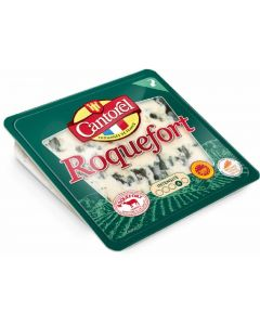 Queso roquefort  dop cantorel porcion 100 gr