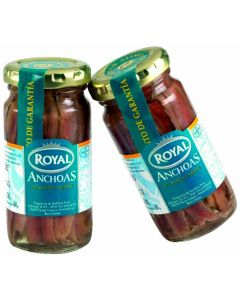 Anchoa cantabra  royal t 65g ne