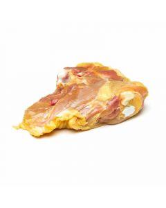 Contramuslo pollo amarillo