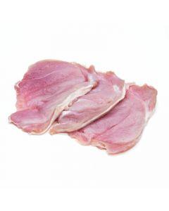 Filete de paleta de cerdo