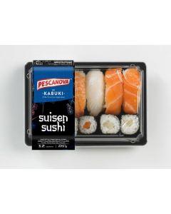 Sushi suisen by kabuki pescanova  225g