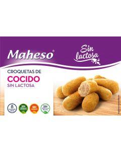 Croquetas de cocido sin lactosa maheso 300g