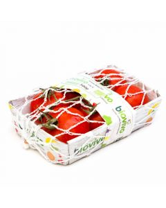 Tomate rama ecologico  bandeja 500g