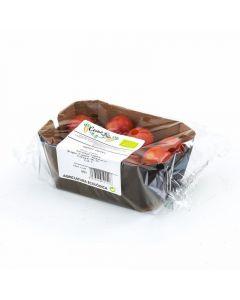 tomate cherry pera ecológico bandeja 200g