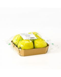Manzana golden ecológica bandeja 700g