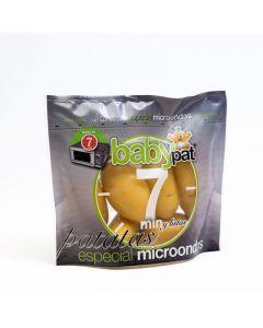 Patatas especial microondas babypat 400gr
