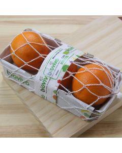 Naranja mesa ecologica  bdja 600g