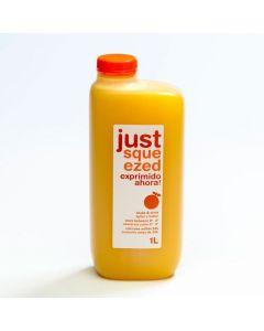 Zumo de naranja recién exprimido 1l