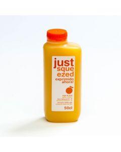 Zumo de naranja recién exprimido 50cl