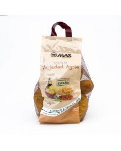 Patata especial agria   bolsa 2k