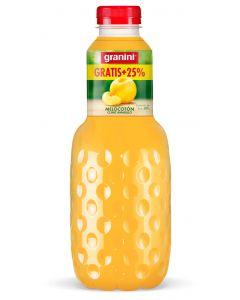 Nectar de melocoton granini 1l+ 25%gratis
