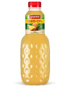 Nectar de piña granini 1l+25% gratis
