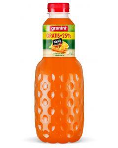 Nectar de zanahoria-naranja granini pet 1l+25% gratis
