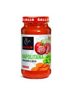 Salsa napolitana gallo 260g