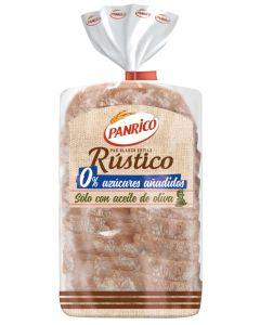 Pan de molde rustico cerealia 375g
