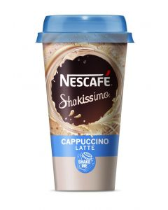 Café capuccino shakissimo 190ml