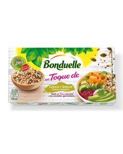Cereal y semilla un toque bonduelle p2x85gr