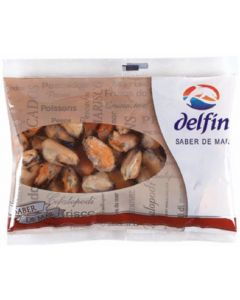 Paella preparado marisco delfin  600g