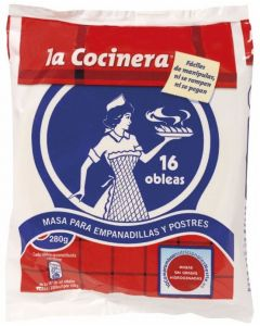 Pasta para empanadillas buitoni 280 gr