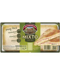 Sandwich  jamon queso tarradellas p2 x 240 g