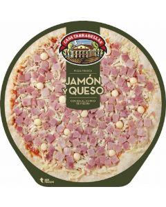 Pizza fresca jamon queso tarradellas 425 gr