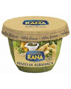 Salsa pesto para pasta rana 250g