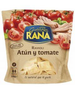 Pasta fresca tortellini atun tomate rana 250 gr