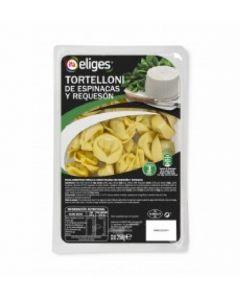 Pasta fresca tortellini esp.queso ifa eliges 250 gr